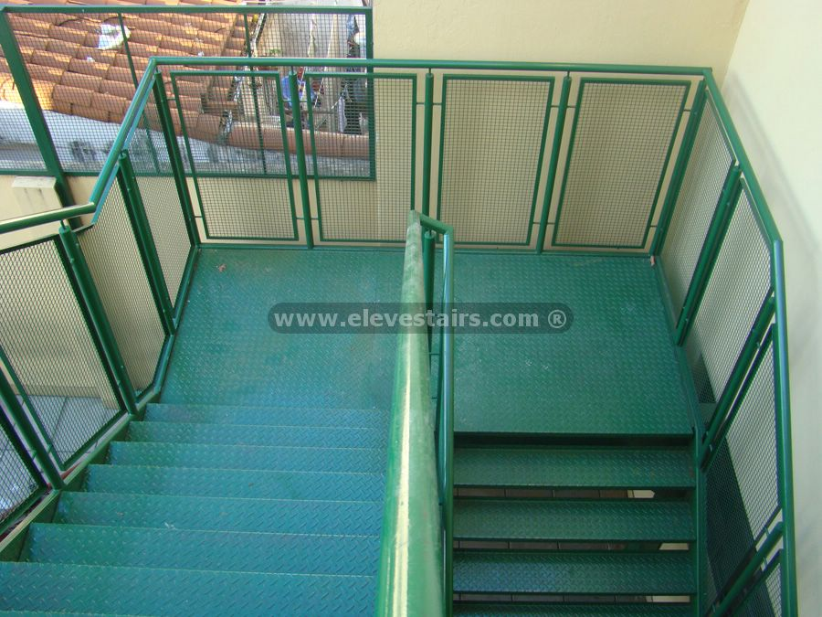 Emergency Stairs Staircases For Emergency And Services