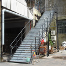 fire escape staircases