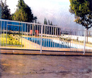 railings for swimming pools