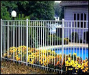 swimming pool handrails