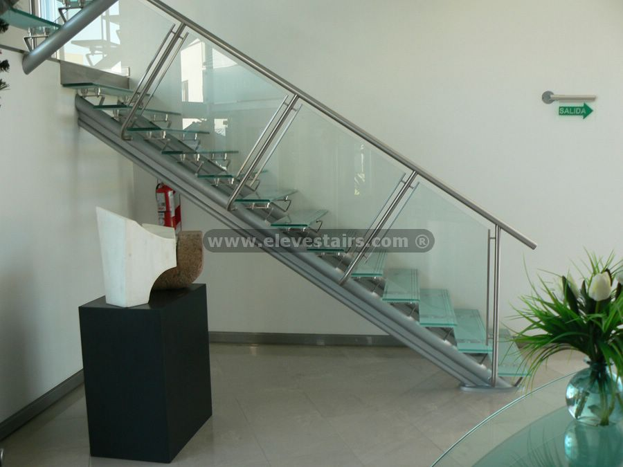 Glass Stair Railings For Pinterest