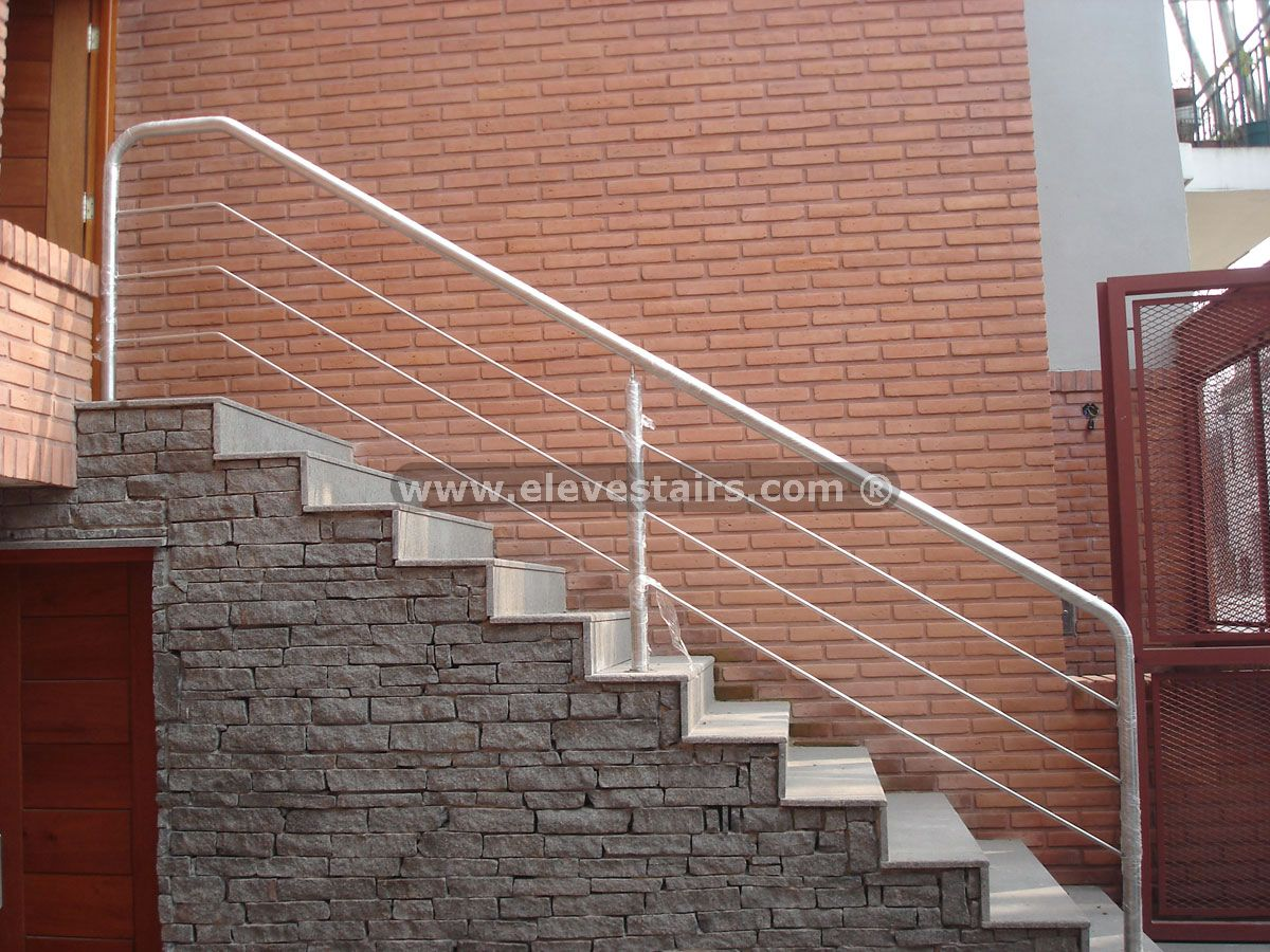 Railings Of Stairs