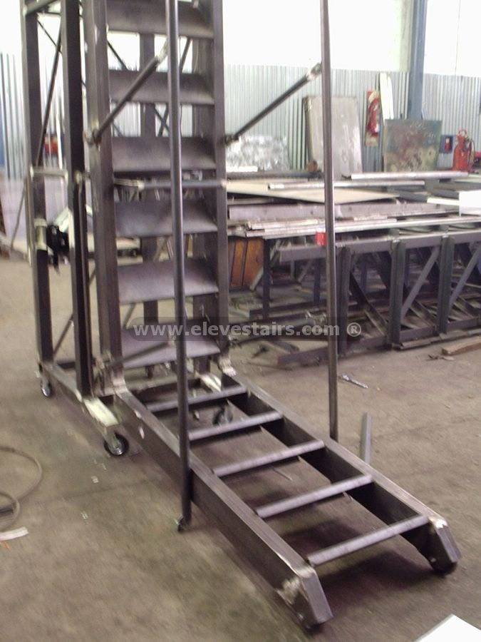 Portable Stairs Rolling Ladders Portable Ladders