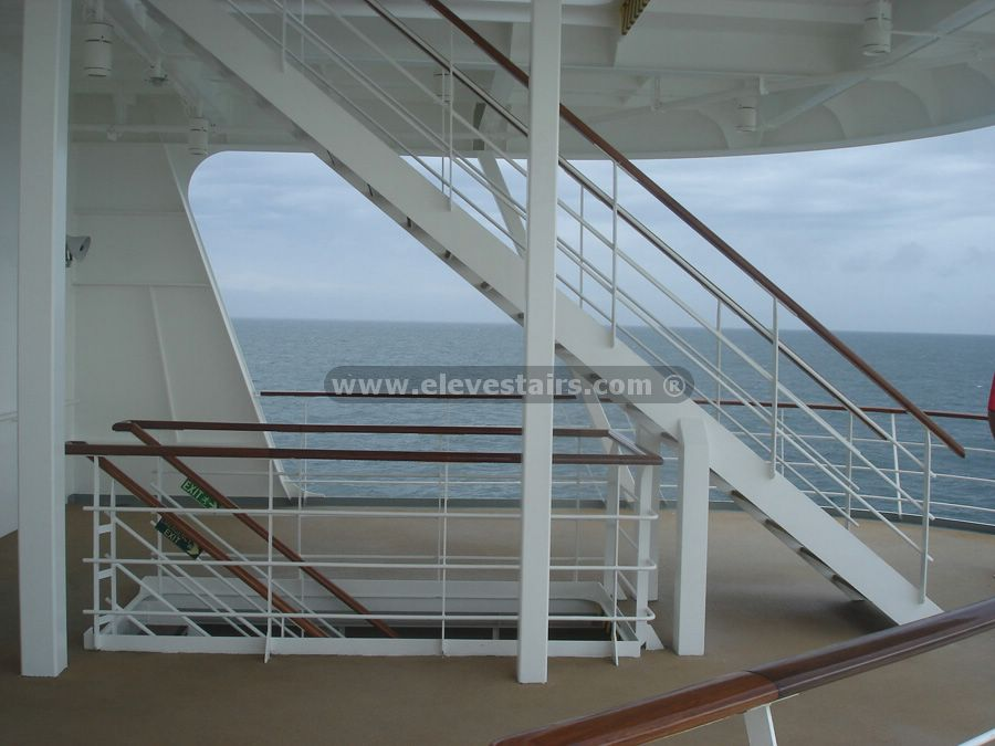 Awesome Stairs For Ships ...