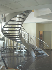 Special Circular Stairs