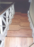 Alternated Tread Stairs