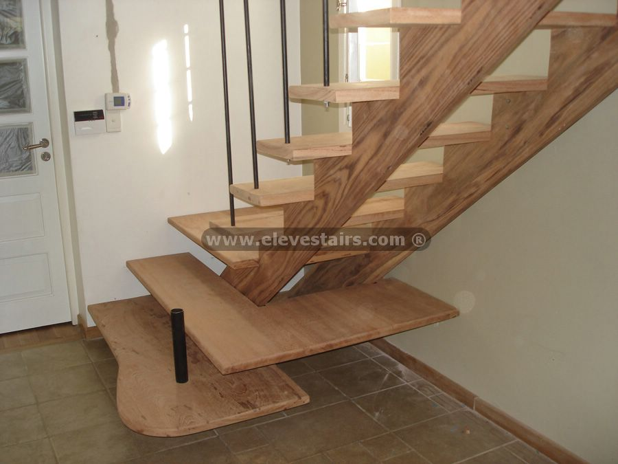 Different Types Of Home Stairs