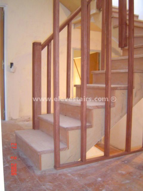 Wood Stairs Escaleras De Madera