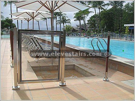 Pool Fences, Swimming Pool Railings and Handrails