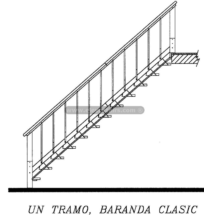 Stair Railings, Balusters, Handrails