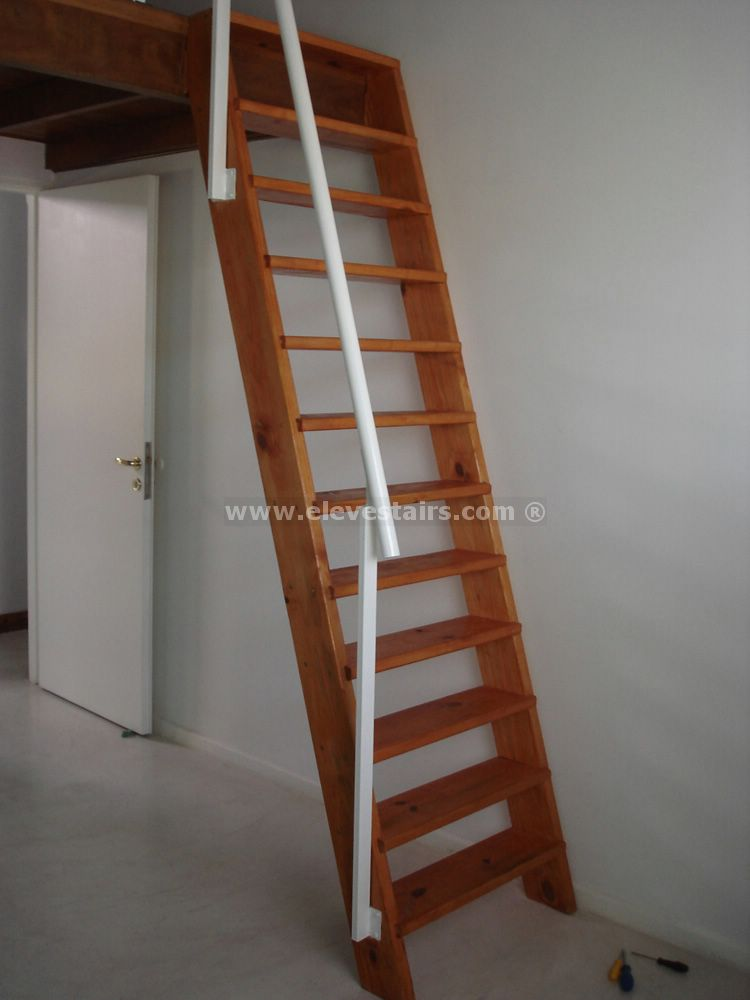 Open Stair Treads