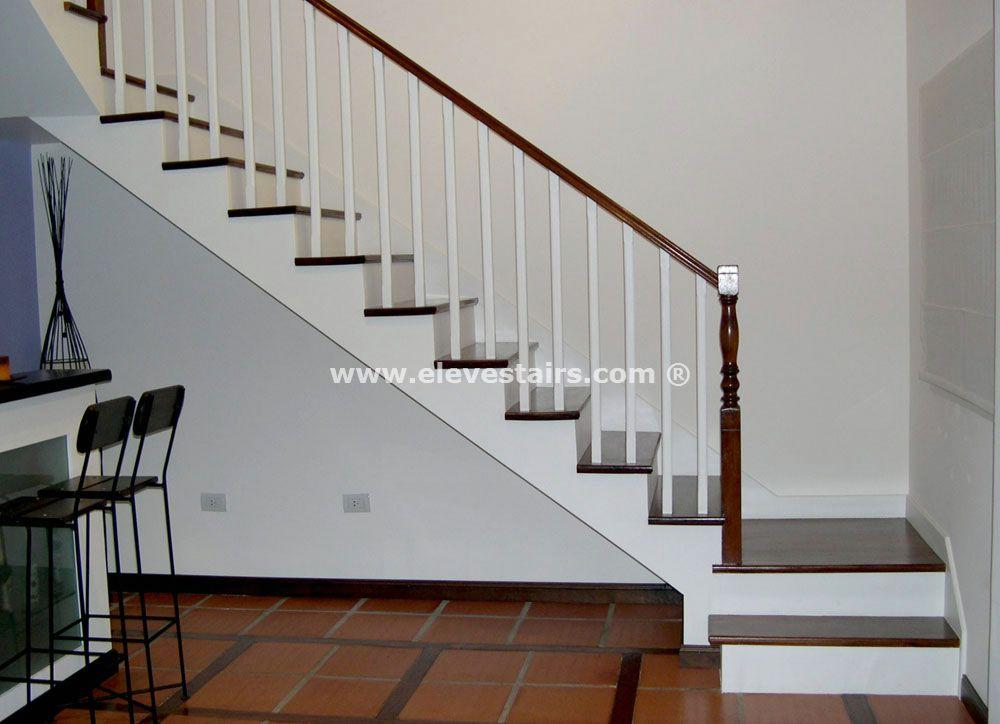 Wood Stairs Oak